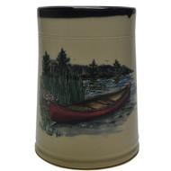 Utensil Holder - Canoe