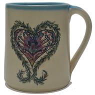Coffee Mug - Heart