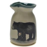 Mini Creamer - Black Bear