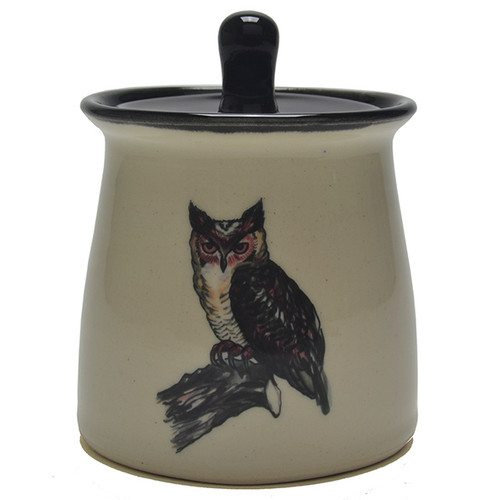 Owl - Much like the wise old owl let your mug allow you to sit quiet and enjoy your surroundings.
