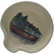 Spoon Rest - Canoe