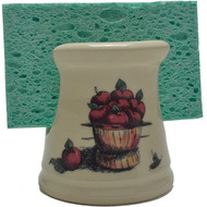 Sponge Holder - Apple Basket