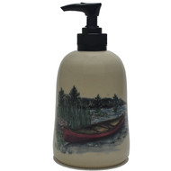 Soap Dispenser - Canoe
