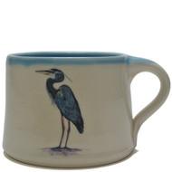 Soup Mug - Heron