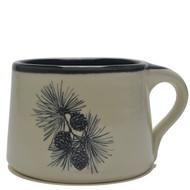 Soup Mug - Pinecone