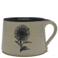 Soup Mug - Sunflower