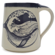 Coffee Mug 14 oz - Humpback Whale