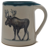 Coffee Mug - Moose