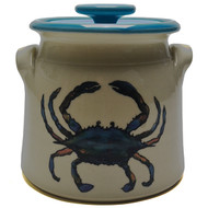 Bean Pot, 2 QT - Crab
