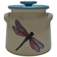 Bean Pot, 2 QT - Dragonfly