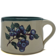 Soup Mug - Blueberries