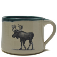 Soup Mug - Moose