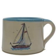 Soup Mug - Sailboat