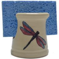 Sponge Holder - Dragonfly