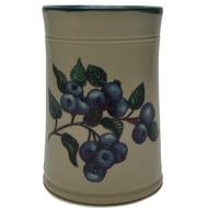 Utensil Holder - Blueberries