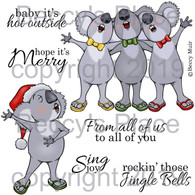 Sing Joy digital stamps