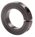 Single Split Black Oxide Collars