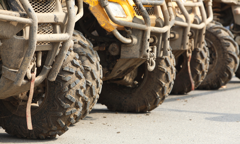 Wobbly Wheels and ATV Wheel Bearings - Carnell Sales, Inc