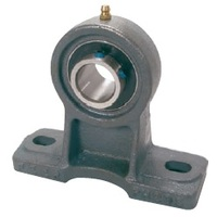 "1/2"" High Centerheight Pillow Block Bearing UCPH201-08"