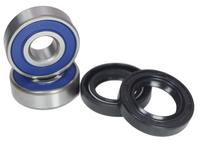 Suzuki LTA500 QUADMASTER ATV Bearings /& Seals Kit Front Wheel 2000-2001