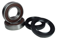 BossBearing Front Wheel Bearings and Seals Kit for Suzuki LTF400F LTF400F 4WD King Quad 2008 2009 2010 2011