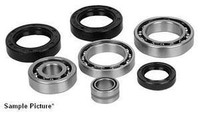 Polaris Scrambler 500 4x4 ATV Front Differential Bearing Kit 1999-2009