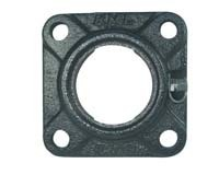 FS205 Four Bolt Flange Housing For 52MM OD HC Insert Bearings