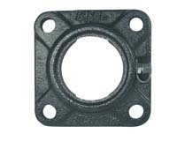 F207 Four Bolt Flange Housing For 72MM OD Bearings Image