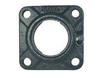 F204 Four Bolt Flange Housing For 47MM OD Bearings