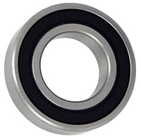 C6207-2RS Curved OD Radial Ball Bearing 35mm Bore