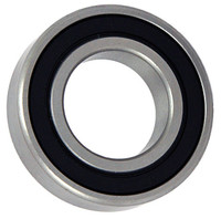 C6204-2RS Curved OD Radial Ball Bearing 20mm Bore