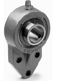 "1-7/16"" Three Bolt Flange Bracket Bearing Image"