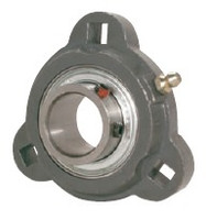 "1-1/8"" Three Bolt Flange Bearing SBTRD206-18G"