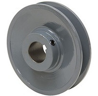 "4.45"" A and B Belt Industrial Pulley"