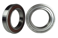 6013-2RS 6013-ZZ Radial Ball Bearing 65X100X18