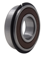 6205-2RSNR Radial Ball Bearing with Snap Ring 25X52X15