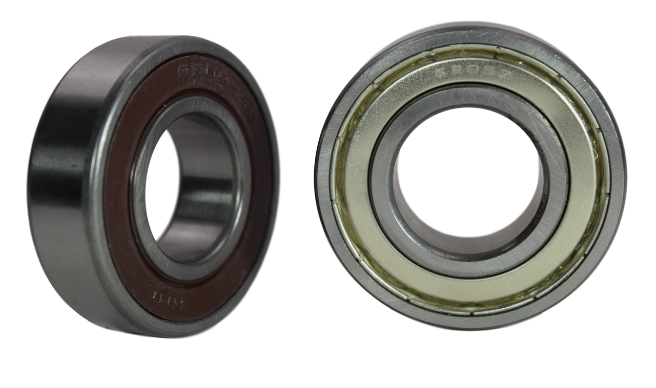 Qty. 20 6205-2RS two side rubber seals bearing 6205 rs ball bearings 6205rs