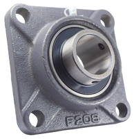 "1-9/16"" Four Bolt Flange Bearing UCF208-25"