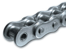 #80 Stainless Roller Chain Image