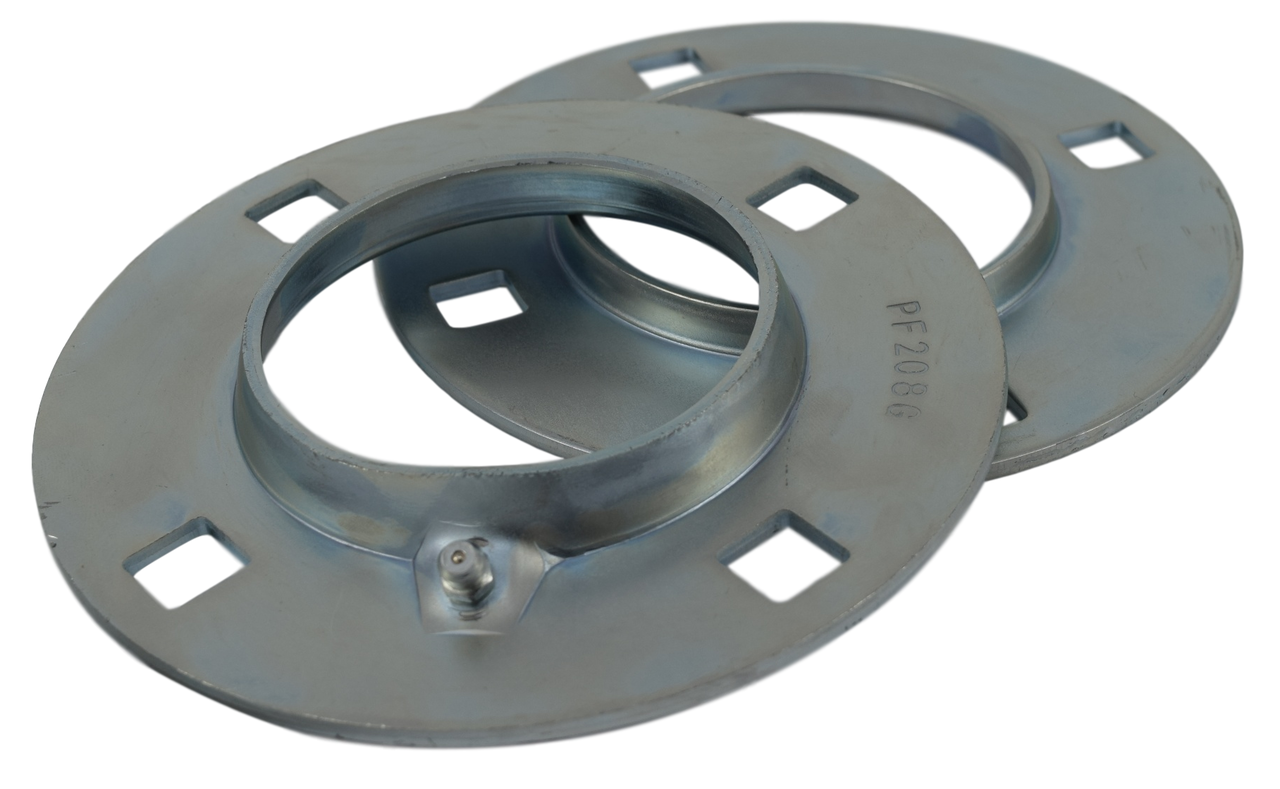 80MM Disc Harrow Bearing Flanges Re-Lube Image