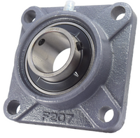 "1-7/16"" Four Bolt Flange Bearing UCF207-23"