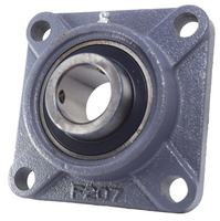 "1-1/4"" Four Bolt Flange Bearing UCF207-20"
