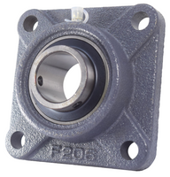 "1-1/4"" Four Bolt Flange Bearing UCF206-20"