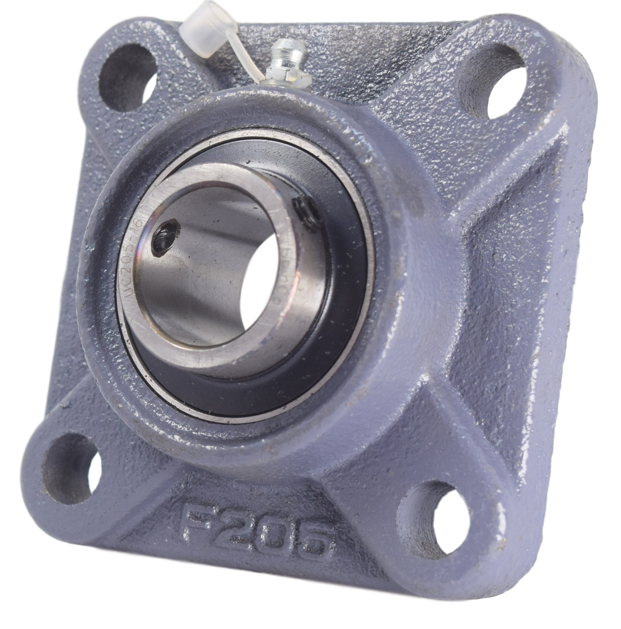 "Qty. 2 UCF205-16 1/"" Square 4 Bolt Flange Block Mounted Bearing Unit"