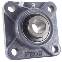 "7/8"" Four Bolt Flange Bearing UCF205-14"