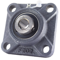 "5/8"" Four Bolt Flange Bearing UCF202-10"