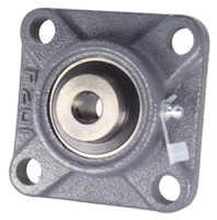 "1/2"" Four Bolt Flange Bearing UCF201-08"