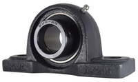 "1-1/4"" Pillow Block Bearing W/ Lock Collar (Small Housing) HCAK206-20"