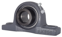 "1-3/16"" Pillow Block Bearing W/ Lock Collar HCAK206-19"