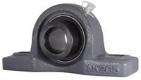 "1"" Pillow Block Bearing W/ Lock Collar HCAK205-16"